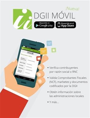 Impuestos Internos lanza aplicación móvil para facilitar cumplimiento