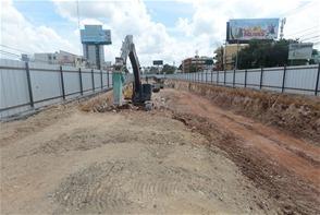 Obras Públicas cerrará mañana tramo de la avenida 27 de Febrero con Privada