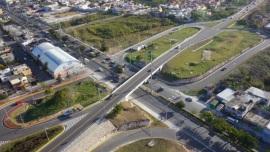 Obras Públicas iniciará mañana trabajos de construcción elevado en Charles De Gaulle con carretera Mella