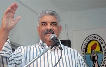 Vargas Maldonado recorrerá este fin de semana a Villa Altagracia y Moca