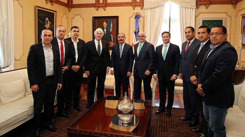 Empresarios panameños expresan interés mercado dominicanoEmpresarios panameños expresan interés mercado dominicano