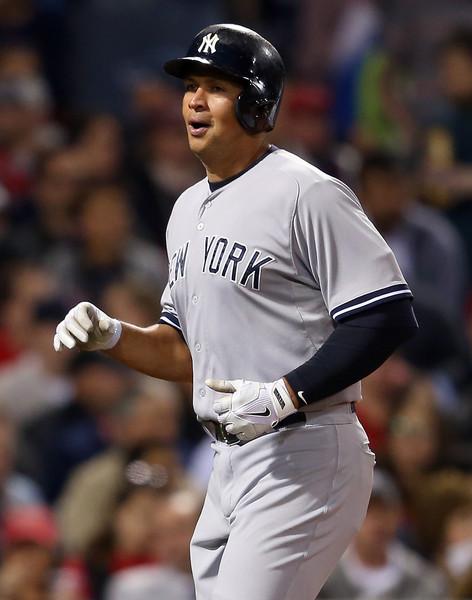Alex pegó HR 664 en triunfo de Yankees sobre Kansas