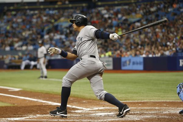 Alex empalmó jonrón 662 en triunfo de Yankees; Beltré despachó su 399
