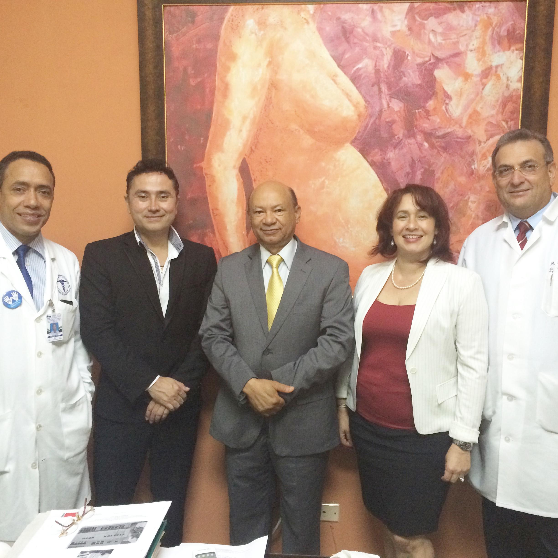 """Dictan conferencia """"Alianza Mundial de Seguridad del Paciente"""" en la Maternidad de Los Mina"""