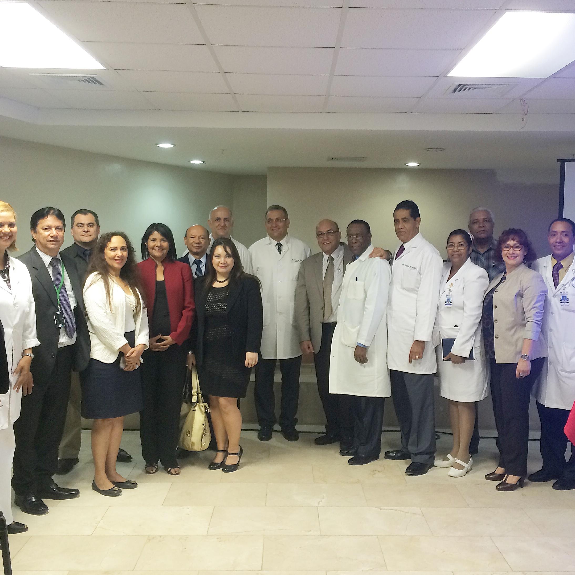 RD y Costa Rica suman esfuerzos para mejorar calidad servicios de salud