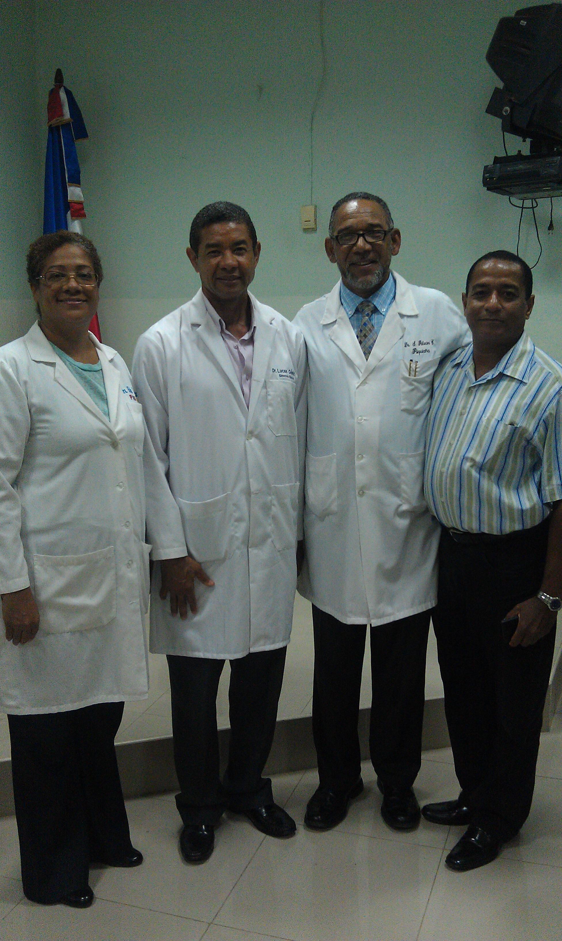 Dictan conferencia enfermedades del estado de ánimo en Hospital Santo Socorro