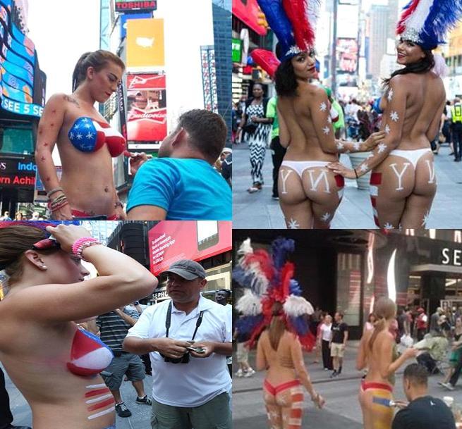Nueva York vh1 desnuda