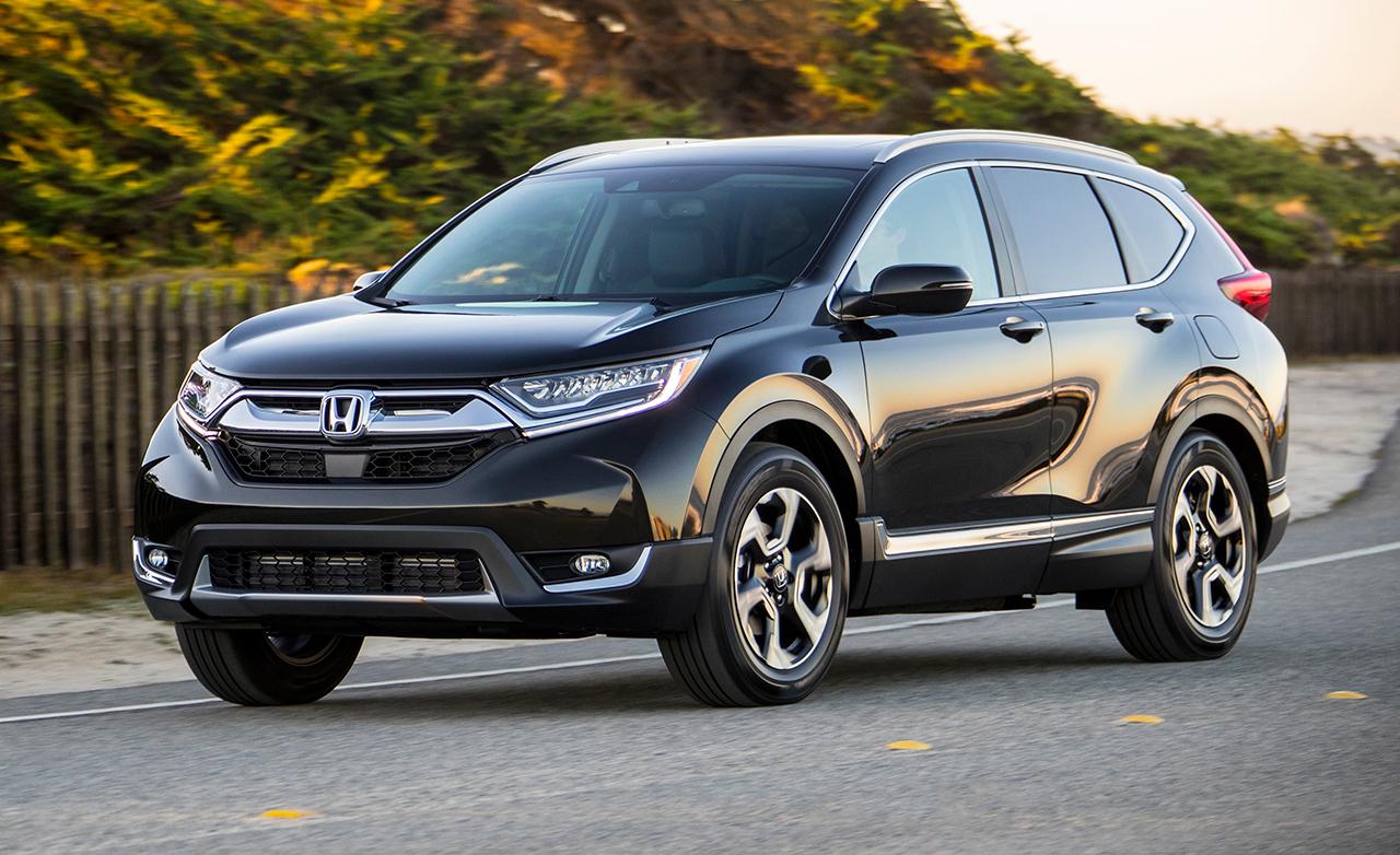 Alerta sobre fallas de fábrica jeepeta Honda CR-V 2017 y ...