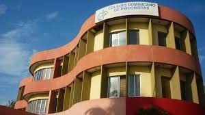 Sede del Colegio Dominicano de Periodistas.