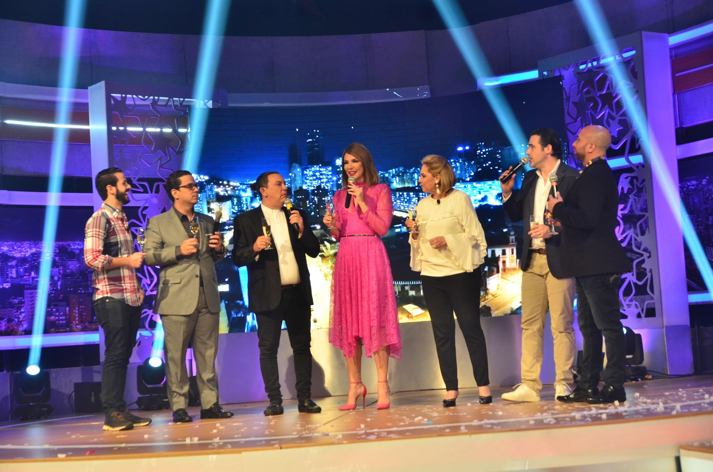 Chévere Night En Vivo Todos Los Domingos Por Telesistema últimas Noticias De La República Dominicana