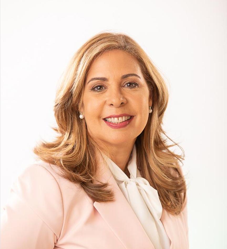 Sergia Elena agradece al presidente Abinader por designarla miembro de la  Junta Monetaria - Últimas Noticias de la República Dominicana